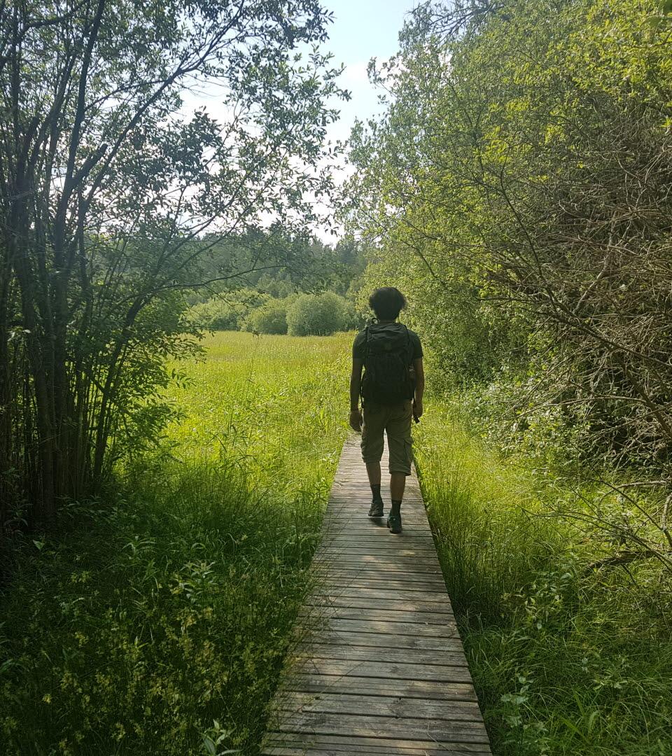 Guidad vandring Yttre Bodane